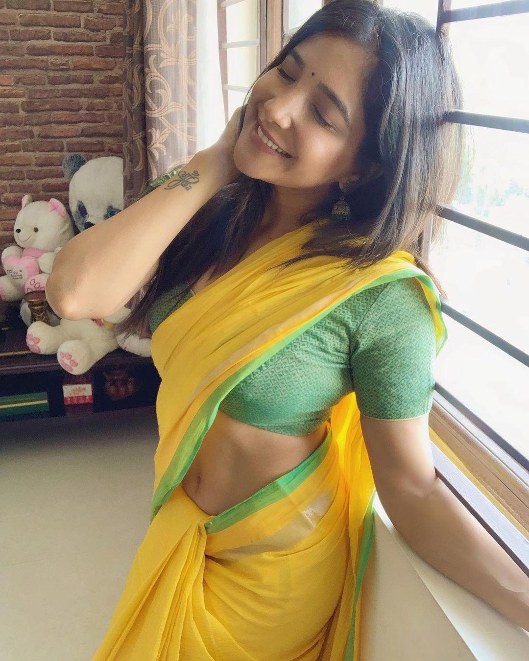 Sakshi Agarwal Photos in Saree4